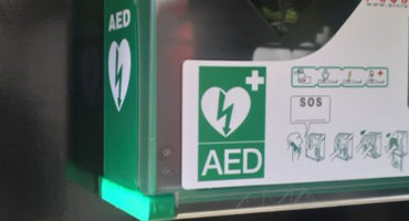 Buurt AED in Rozendaal!